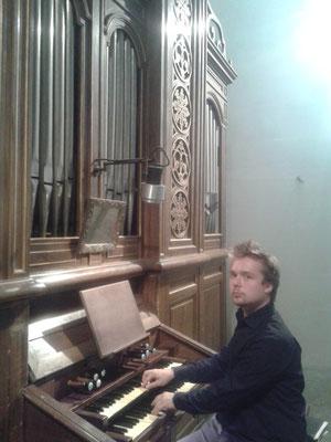 Organy braci Lumiere - Chateau Renard