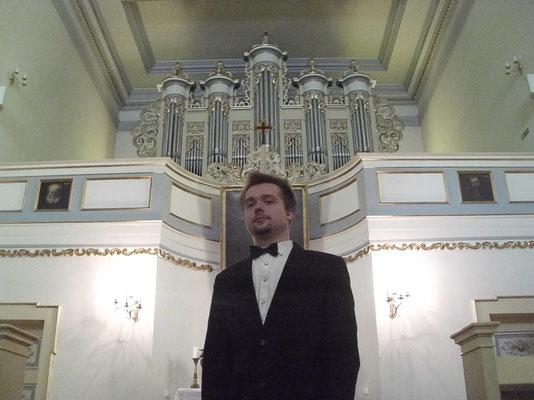 Organy Kościoła Ewangelickiego w Sopocie