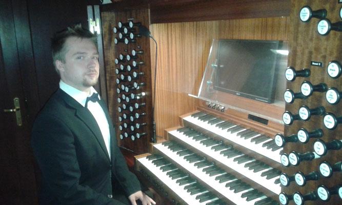 Organy Katedry w Szczecinie