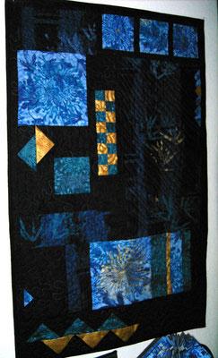 Blaue Symphonie - Bernhild Schröder 2007