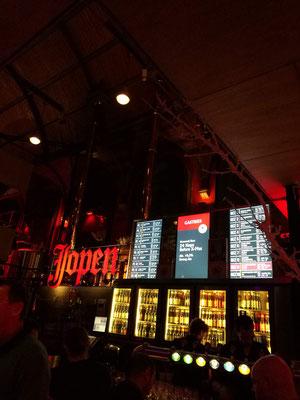 """Die """"Jopenkerk"""" ist eine Brauerei in einer alten Kirche mitten in Haarlem"""