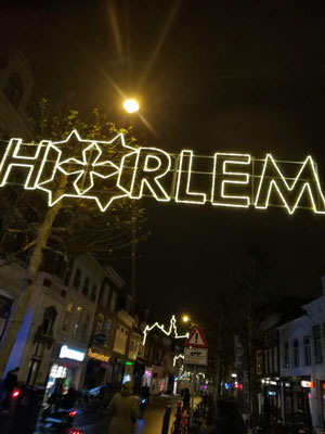 Silvester in Haarlem (NL)