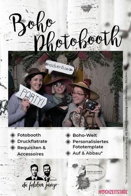 Wir testen die Fotobox unserer Freunde von den Fotoboxjungs