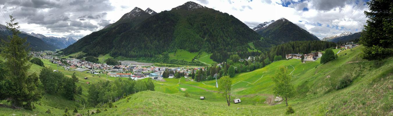 St. Anton am Arlberg;