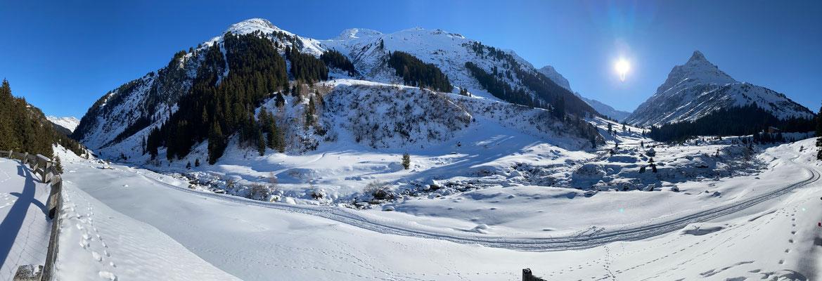 Verwalltal, Pateriol, Konstanzerhütte;
