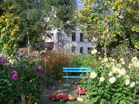 Interkultureller Garten Freising