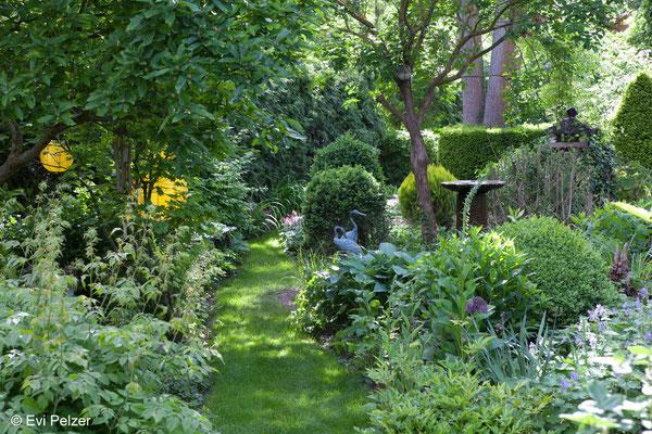 Garten Rau und Seifert © Evi Pelzer