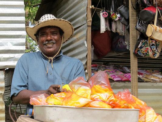 Freundlichkeit gehört an der Ostküste zum Lebensgefühl