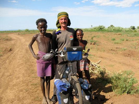An der Grenze zu Kenia 2010