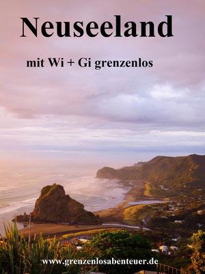 Neuseeland - Nord - und Südinsel