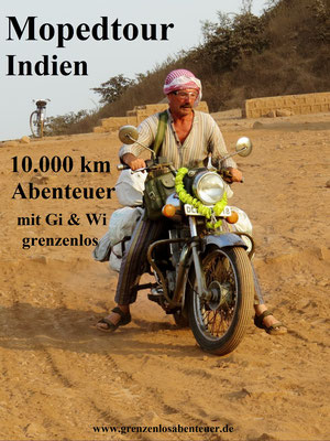 Durch Indien 10.000 km mit Royal Enfield