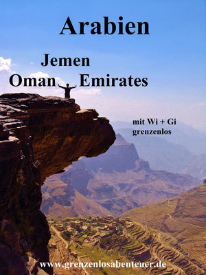 Arabien - Jemen, Oman, Emirates
