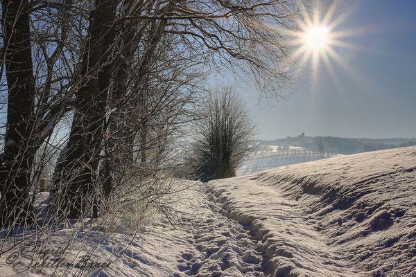 Am Postkeller- ein Wintermärchen