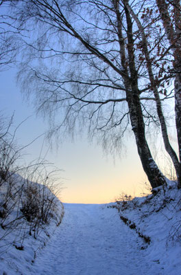 Der Weg ist das Ziel - hier zum Kalvarienberg