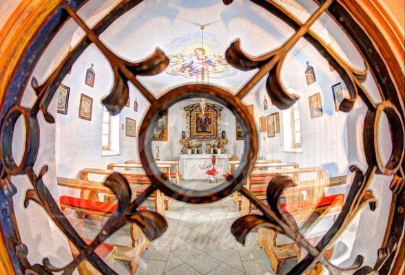 Die Weißensteiner Kapelle