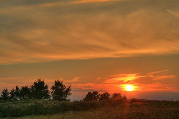 Sommerabend in Bärndorf