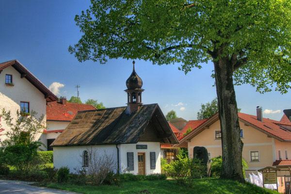 Dorfkapelle in Schweinhütt