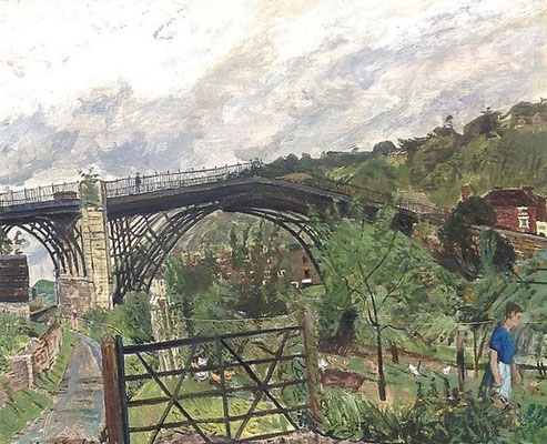 Carel Weight: Ironbridge