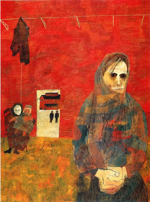 Ben Shahn: Miners wives