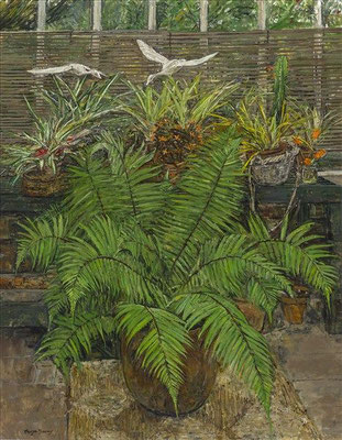 Olwyn Bowey: The wood fern