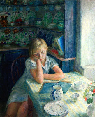 Dod Procter: The quiet hour