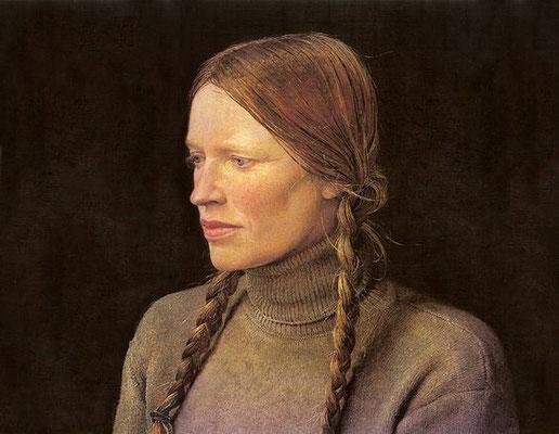 Andrew Wyeth: Helga