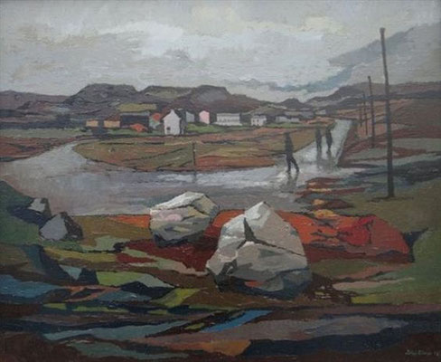 John Elwyn: The road home