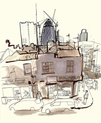 Lucinda Rogers: London