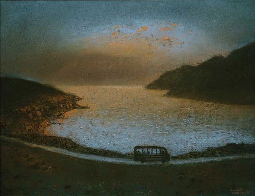 Richard Cartwright: Highland bus