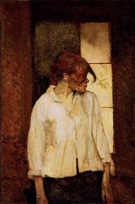 Henri de Toulouse-Lautrec: Rosa la Rouge