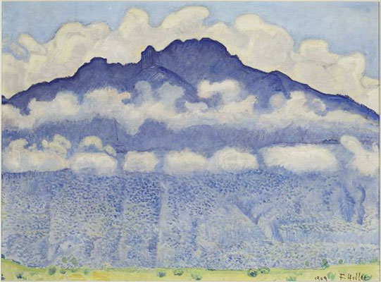 Ferdinand Hodler: Morning mist