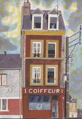 Roland Collins: Coiffeur