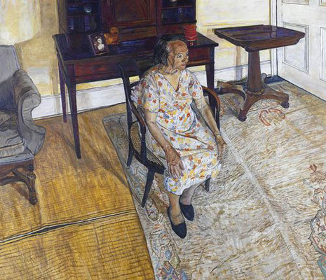 Carel Weight: Mrs Fontana