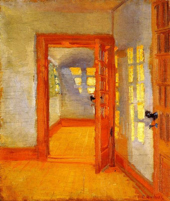 Anna Ancher: Interior