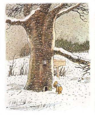 E.H. Shepard: Winnie the Pooh
