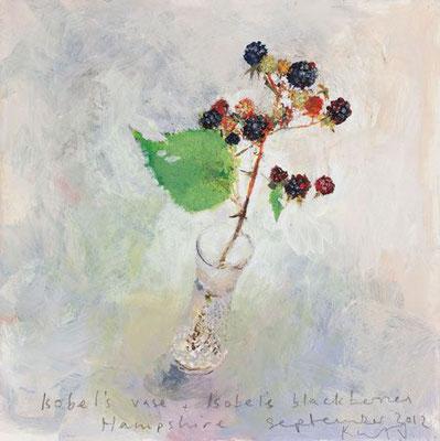 Kurt jackson; Isobel's vase