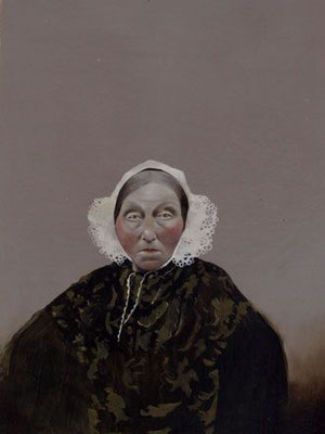 Sarah Ball: uit de serie immigrants (?)