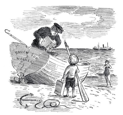 Edward Ardizzone: Little Tim and the brave sea captain