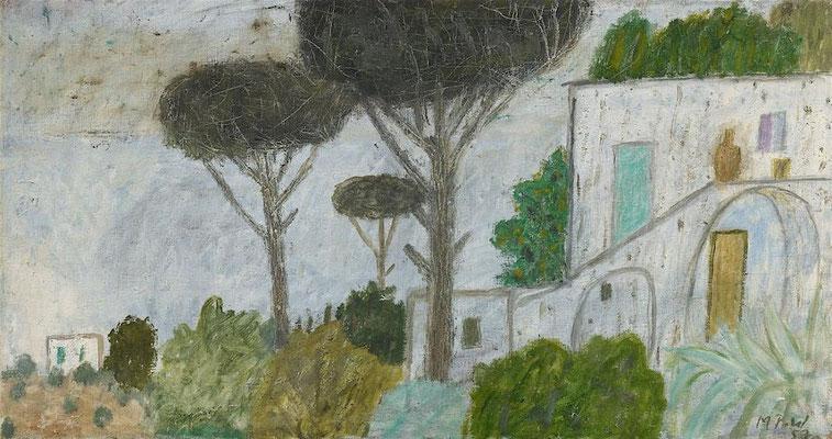 Max Peiffer Watenphul: Ischia