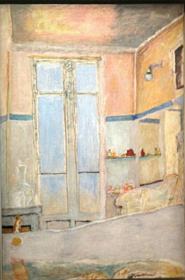 Pierre Bonnard: In the bathroom