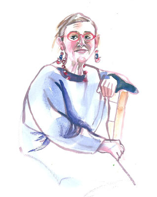 Annette Fienieg: de kunstenares