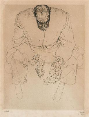 Jules de Bruycker: Mendiant