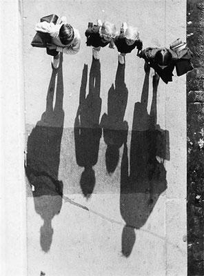 André Kertész: school children