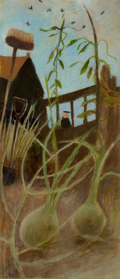 Tessa Newcomb: Going to see the allotment