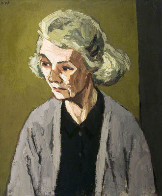 Kyffin Williams: Mary