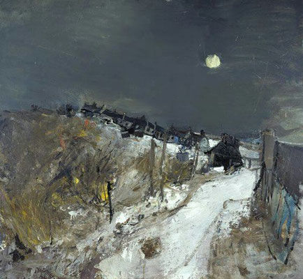 Joan Eardley: Catterline in winter