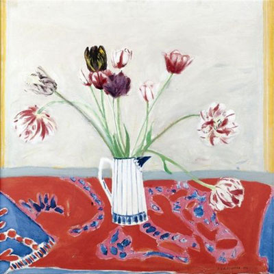 Elisabeth Blackadder: Tulips