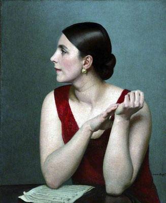 Laura Knight: Ethel Bartlett