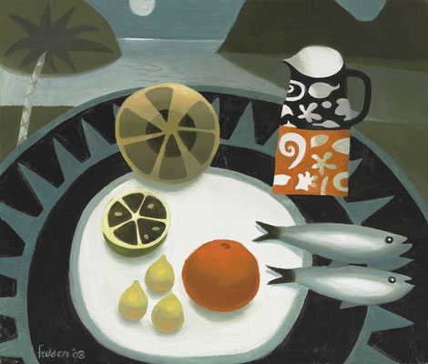 Mary Fedden: Charlotte's jug