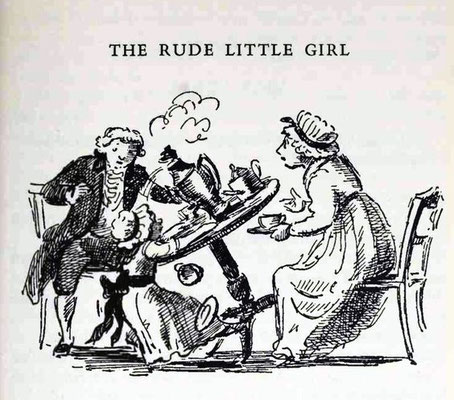 Edward Ardizzone: Naughty children